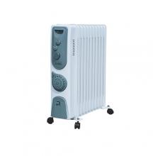 Масляный обогреватель Delta D61F-11 (2,5 кВт, 11 сек.) с вентилятором