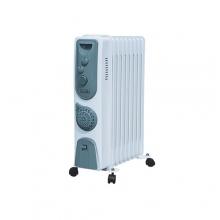 Масляный обогреватель Delta D61F-9 (2,0 кВт, 9 сек.) с вентилятором