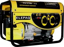 Электростанция бензиновая ELEPAQ PG 2700