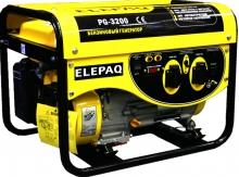 Электростанция бензиновая ELEPAQ PG 3200