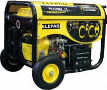 Электростанция бензиновая ELEPAQ PG 6700 Е2