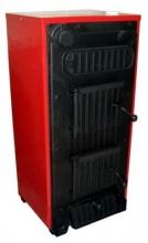 Твердотопливный чугунный котел КЧМ-5-МИКРО 15 кВт (3 секции)