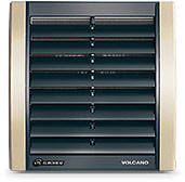 Тепловентилятор водяной VOLCANO VR1