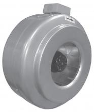 Вентилятор канальный круглый Лиссант ВК-100Б