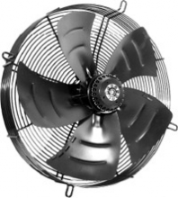 Вентилятор осевой с решеткой Лиссант ВО 630-4Е-02
