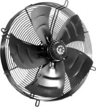Вентилятор осевой с решеткой Лиссант ВО 560-4Е-02